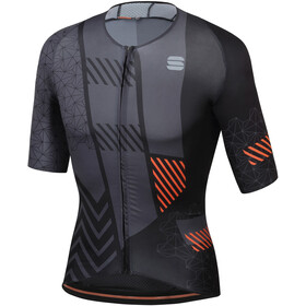Sportful Bomber Jersey Men, black anthracite